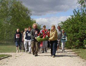 Foto zur Meldung: Norwegische Delegation in Falkensee