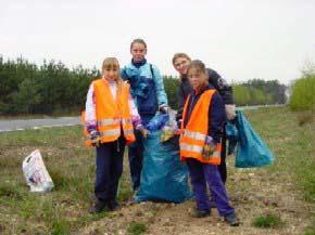 Foto zur Meldung: Unser Amt soll sauber bleiben