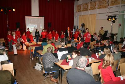 Foto zur Meldung: Bericht zum Neujahrsempfang am 17.01.2009
