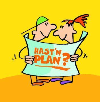 """Foto zu Meldung: Zweite Auflage des Potsdamer Kinderstadtplanes """"Hast´n Plan?"""" wird bis zum Sommer 2009 erarbeitet"""
