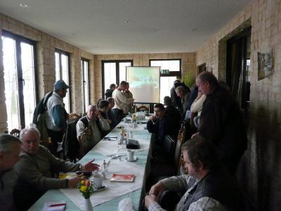 Foto zur Meldung: Treffen der Gewässerwarte