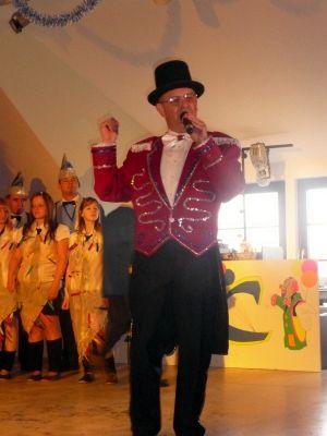"""Foto zur Meldung:  """"Manege frei!"""" hieß es zum Karneval in Günthersdorf"""