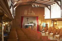 Vorschaubild zur Meldung: Auf Pilgerfahrt mit der Kirche im Fluss