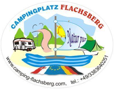 Foto zur Meldung: Campingplatz Flachsberg neu aufgestellt