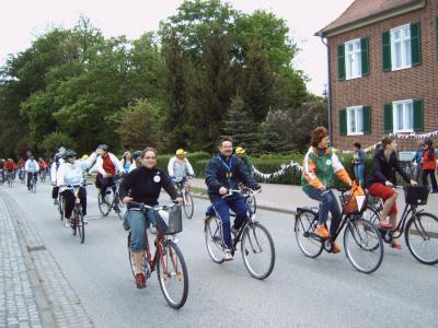 Foto zu Meldung: Tour de Prignitz 2009 - Start in Meyenburg