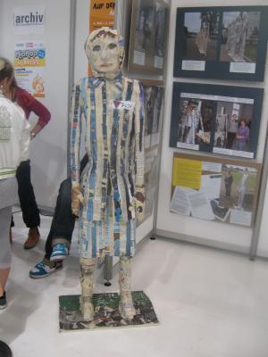 Foto zur Meldung: Ausstellung des Creativen Zentrums beeindruckte