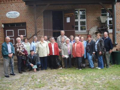 Foto zur Meldung: Senioren aus Heinersdorf und Behlendorf zu Gast in Worin