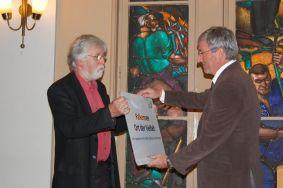 Foto zu Meldung: Abgeordnete würdigten Auszeichnung zum Ort der Vielfalt