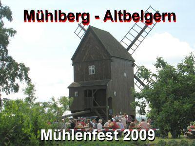 Foto zu Meldung: Mühlenfest in Altbelgern