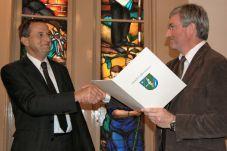 Foto zur Meldung: Stadtverordnete wählen Thomas Zylla zum Ersten Beigeordneten