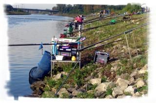 Foto zur Meldung: Hegefischen zur Kontrolle der Fischbestände