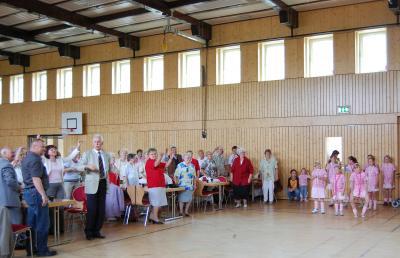 Foto zu Meldung: Buntes Seniorenprogramm in der Calauer Stadthalle