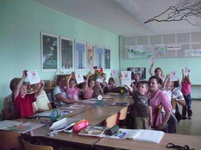 Foto zur Meldung: Vorschule geschafft!