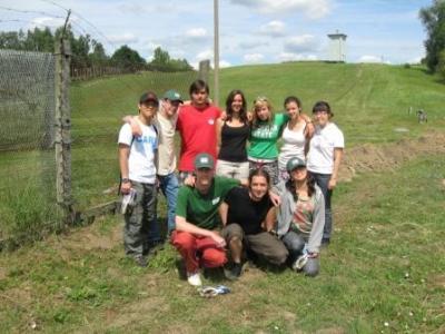 Foto zur Meldung: Workcamp 2009 eine Nachbetrachtung