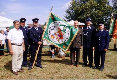 Vorschaubild zur Meldung: 100 Jahre Freiwillige Feuerwehr Arensdorf - 14.08. - 16.08.2009