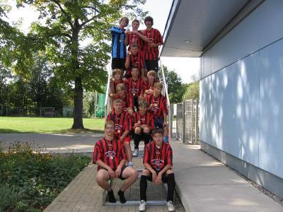 Foto zur Meldung: Kantschule siegt im Kreisfinale