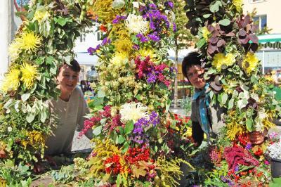 Foto zu Meldung: Die Dia-Serie zum Calauer Herbstmarkt ist freigeschalten !!!