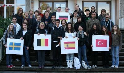 Foto zur Meldung: Mit erneuerbarer Energie durch Europa