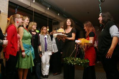 Foto zur Meldung: Die LAG feierte am 1. Oktober ihren 16. Geburtstag.