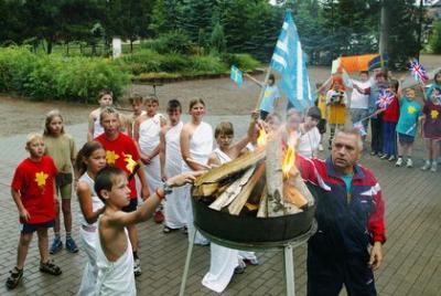 Foto zur Meldung: Olympische Sommerspiele