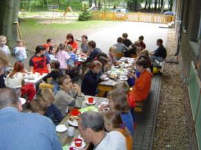Foto zur Meldung: Gäste aus Tschernobyl