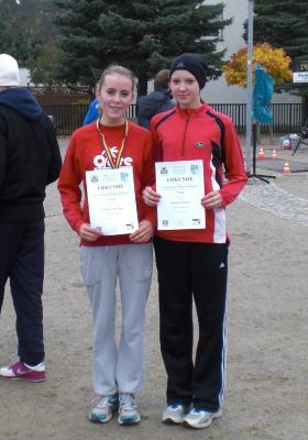 Foto zur Meldung: Sehr gute Leistungen der Laager Schüler bei der LM im Straßenlauf