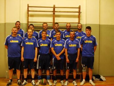 Foto zur Meldung: Start bei den Volleyballern von Blau–Weiß Heinersdorf in eine neue heiße Saison!