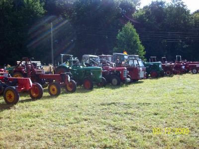 Vorschaubild zur Meldung: 5. Oldtimer- und Traktortreffen