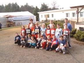 Foto zur Meldung: Minimarathon 2004