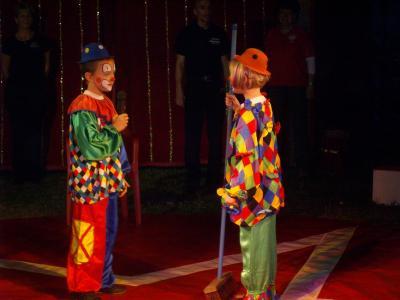 Foto zur Meldung: Zirkus Kunterbunt