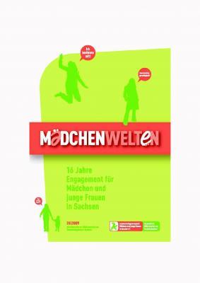 Foto zur Meldung: Neue Ausgabe der Schriftenreihe zur Mädchenarbeit und Genderkompetenz in Sachsen