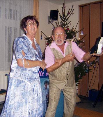 Foto zur Meldung: Beerfelde-Jänickendorf: Gemeinsame Vorfreude zum Weihnachtsfest mit unseren Senioren!
