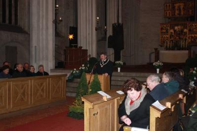 Neujahrsempfang in der St. Marienkirche
