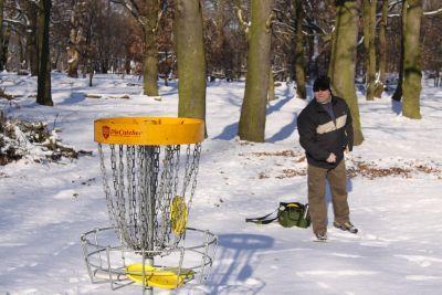 Foto zu Meldung: Gechillter Saisonauftakt mit Frost und Frisbee