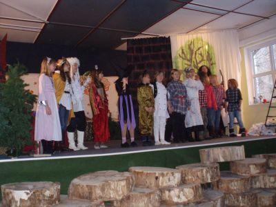 Foto zur Meldung: Theater am letzten Schultag