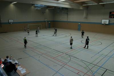 Foto zur Meldung: Hallenfußballturnier in der Wittstocker Stadthalle