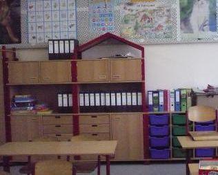 Foto zur Meldung: Schmucke Klassenzimmer