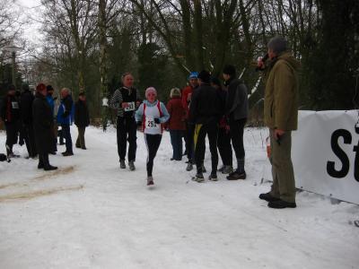 Foto zur Meldung: 4. DAK Winterlauf  in Rostock