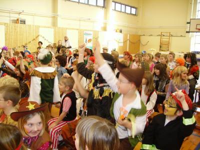Foto zur Meldung: Hellau- wir feiern Fasching!