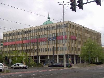 Foto zu Meldung: Bibliothek: Bündnisgrüne stehen zum Standort Gespräche zum Energiekonzept und zur Fassadengestaltung