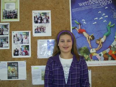 Foto zur Meldung: Vorlesewettbewerb 2010 - Regionalausscheid