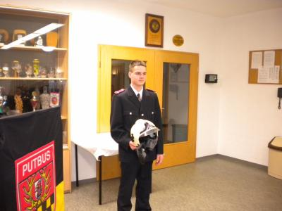 Vorschaubild zur Meldung: Jahreshauptversammlung der Freiwilligen Feuerwehr Putbus