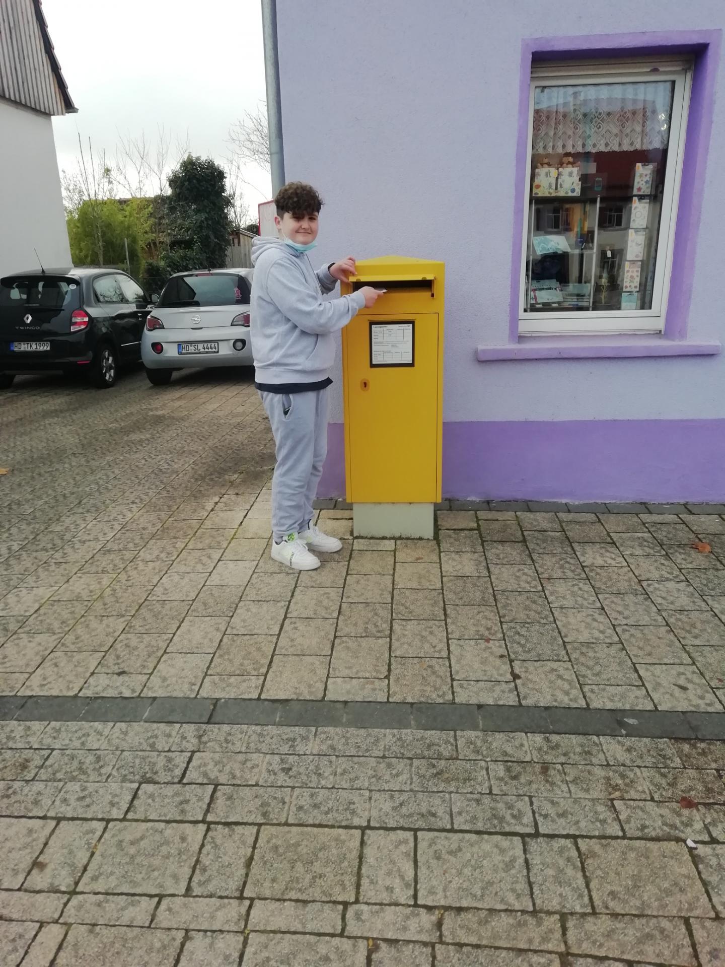 Ab die Post (1)