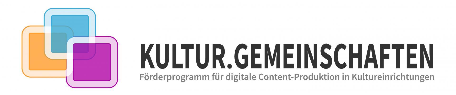 Logo Kultur.Gemeinschaften