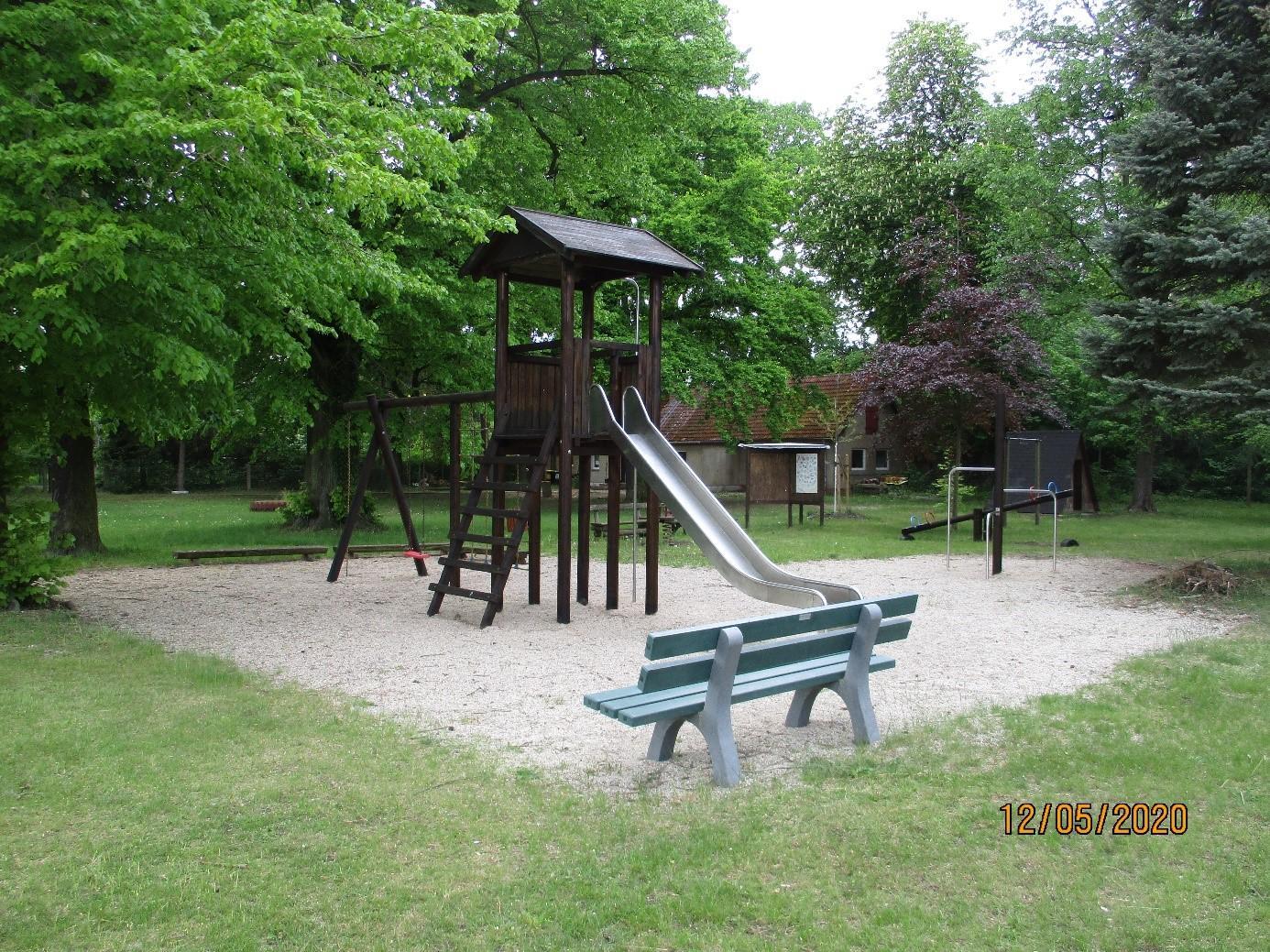 Spielplatz Wormlage