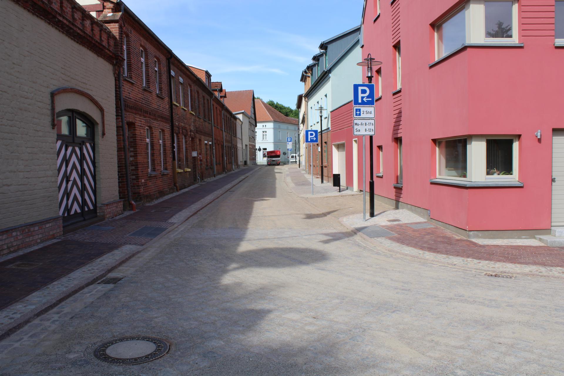 Steintor-Mauer-str