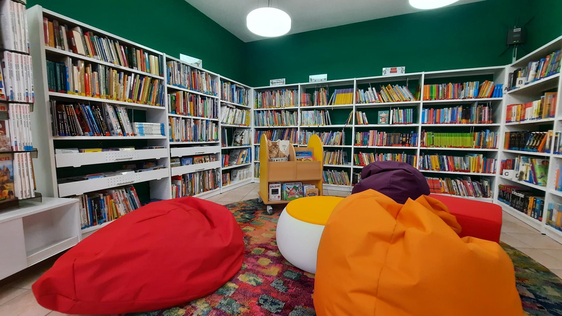 Bibliothek Grünheide, Foto: Gemeinde Grünheide (Mark)