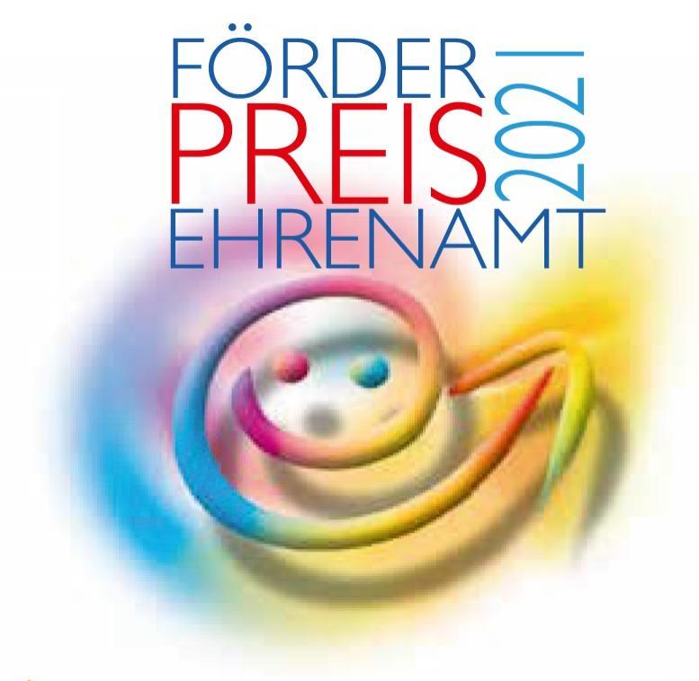 Logo Förderpreis Ehrenamt