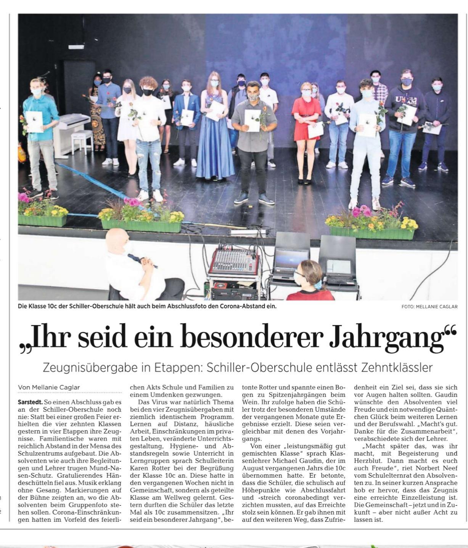 Zeitungsartikel 03.07.