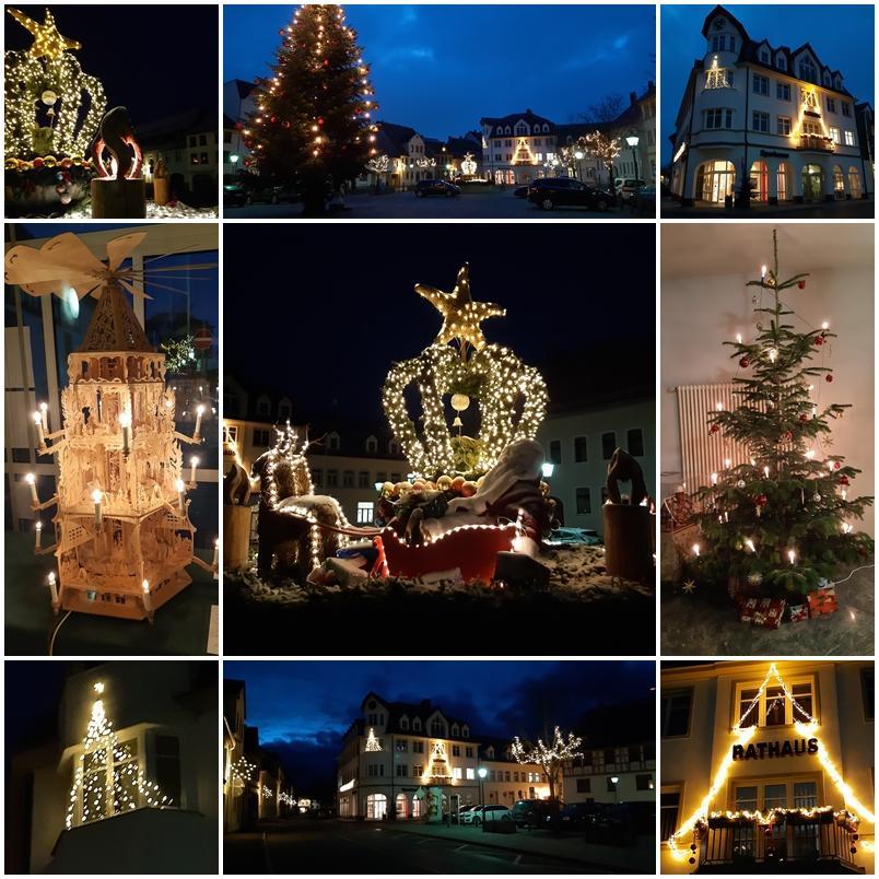 Weihnachten in Triptis